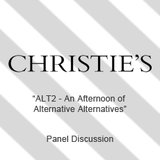 Christies Lecture